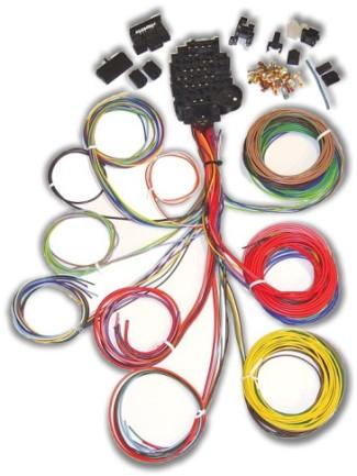 Autoelektrik für Classic Cars und Bikes, Stoffkabel, Kabel für Oldtimer